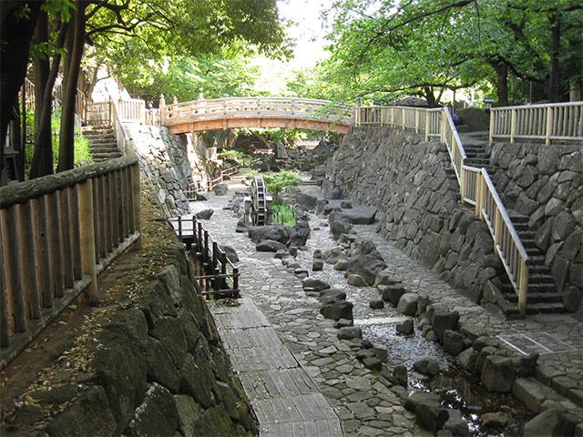 自転車道 多摩湖自転車道 ウォーキング : が綺麗!石神井川ウォーキング ...